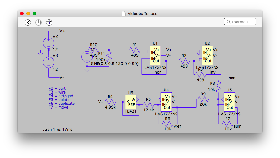 ltspice-circuit